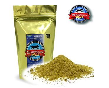 犬用のサプリメント『ミッシング・リンク』ドッグフードまたは手作り食の力強いサポートに。