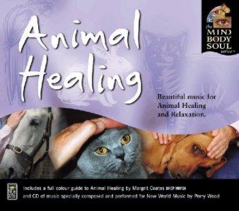 動物にも音楽☆「Animal Healing」by Margrit Coates